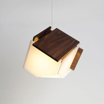 Mica LED Accent Pendant