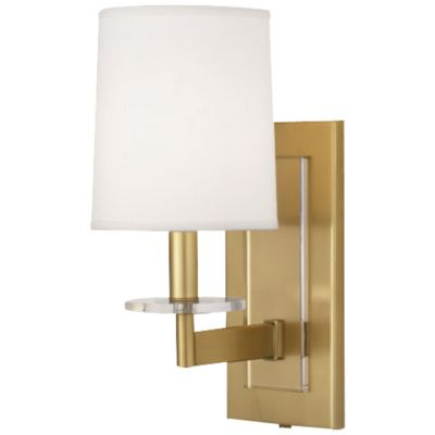Parker Adjustable Wall Sconce by Robert Abbey at Lumens.com