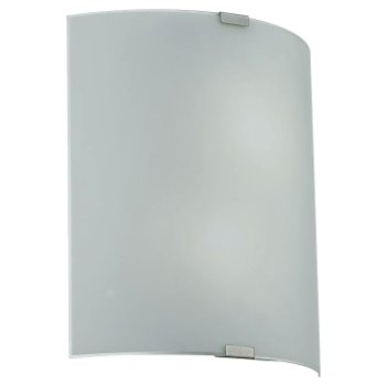 Grafik Wall/Ceiling Light (Satin/Chrome) - OPEN BOX RETURN