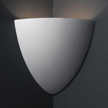 Teardrop Corner Sconce - OPEN BOX RETURN