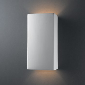 Rectangle Outdoor Wall Sconce (Large/Up & Down) - OPEN BOX