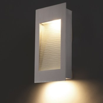 Spa Indoor/Outdoor LED Wall Sconce