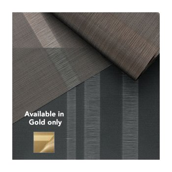 Tuxedo Stripe Table Mat - OPEN BOX RETURN