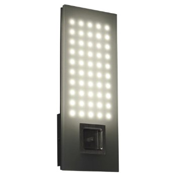 Grid LED Wall Sconce