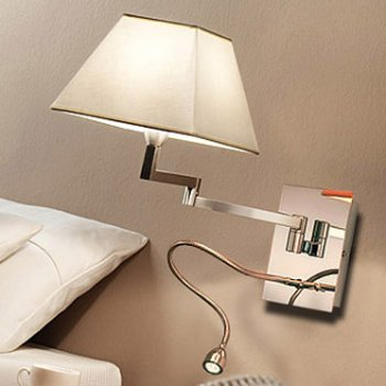 Carlota Doble FL Wall Sconce