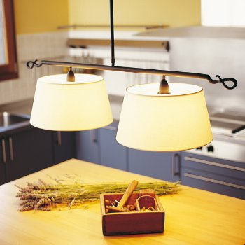 Ferrara 2-Light Linear Suspension