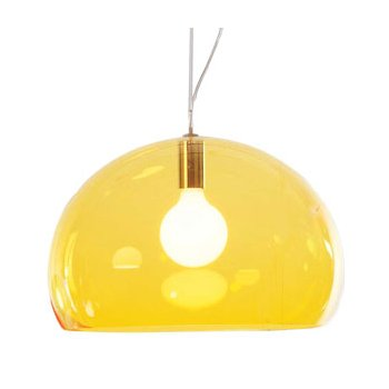FLY Suspension Lamp (Yellow) - OPEN BOX RETURN