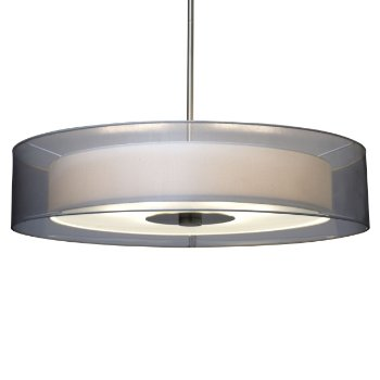 Puri Suspension (Satin Nickel/Large) - OPEN BOX RETURN