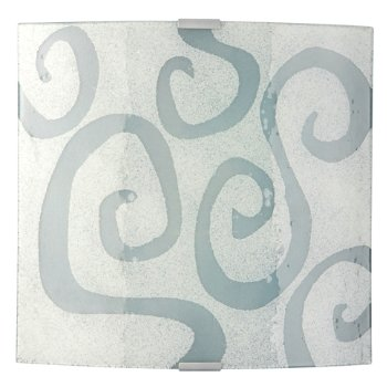 Roomstylers Wall Sconce No. 33198 - OPEN BOX RETURN