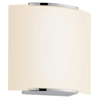 Wave Square Sconce