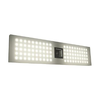 Grid LED Bath Bar (Small/4000K) - OPEN BOX RETURN