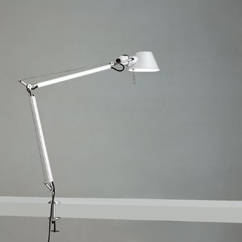 Tolomeo Classic Table Lamp -Incandescent (White) - OPEN BOX RETURN