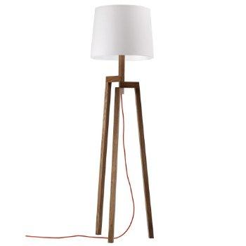 Stilt Floor Lamp (Walnut) - OPEN BOX RETURN