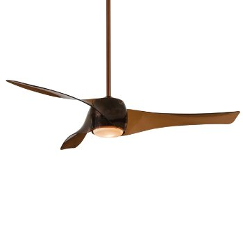 Artemis Ceiling Fan (Copper Bronze) - OPEN BOX RETURN