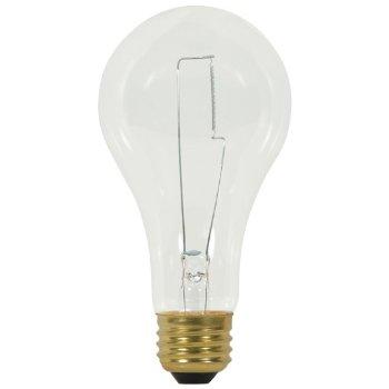 150W 120V A21 E26 Clear Bulb