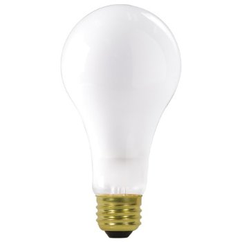 150W 120V A21 E26 Frosted Bulb