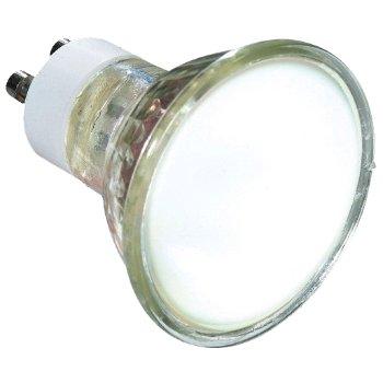20W 120V MR16 GU10 Halogen Frosted FLD Bulb