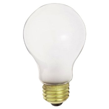 50W 12V A19 E26 Frosted Bulb