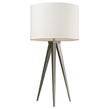 Salford Table Lamp (Nickel) - OPEN BOX RETURN