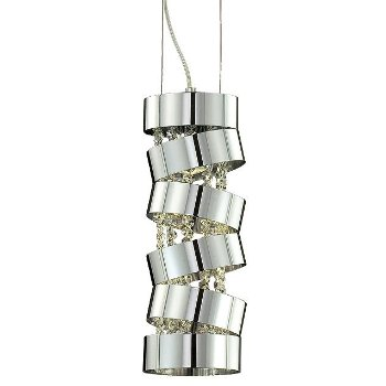 Ariella Pendant (Chrome) - OPEN BOX RETURN