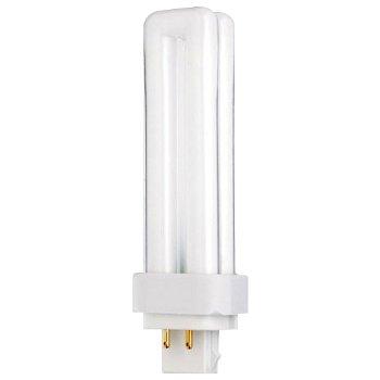 13W 120V T4 G24q-1 Quad Tube CFL 2700K