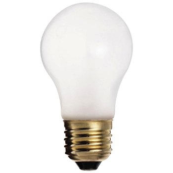 40W 130V A15 E26 Appliance Frosted Bulb