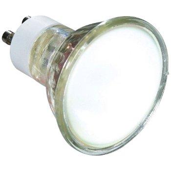 35W 120V MR16 GU10 Halogen Frosted FLD Bulb