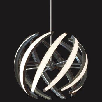 Swirl LED Pendant