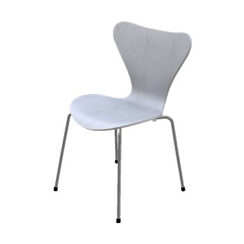 Series 7 Chair - Lacquered (White) - OPEN BOX RETURN