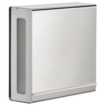NEXIO Paper Hand Towel Dispenser (Polished Stainless Steel) - OPEN BOX RETURN