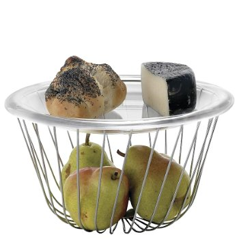 A Tempo Plate by Alessi - OPEN BOX RETURN