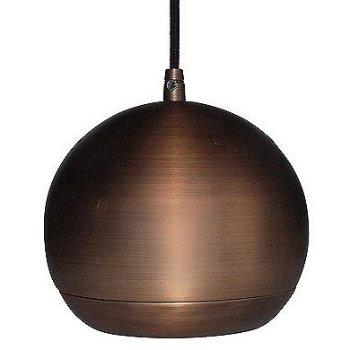 Retro Ball Pendant (Bronze) - OPEN BOX RETURN