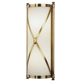 Chase Wall Sconce by Robert Abbey (Antique Brass/Incandescent) - OPEN BOX RETURN