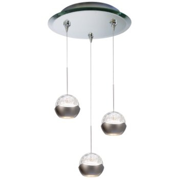 Genesis LED Multi-Light Pendant