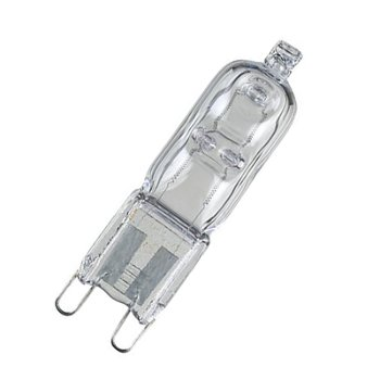25W 120V T4 G9 Halopin Standard Halogen Clear