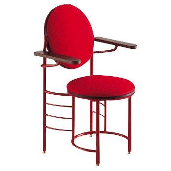 Miniature Johnson Wax Chair