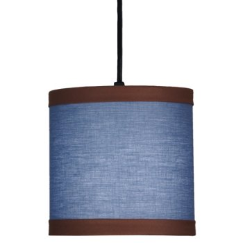 Broadway Pendant by Fire Farm (Blue) - OPEN BOX RETURN