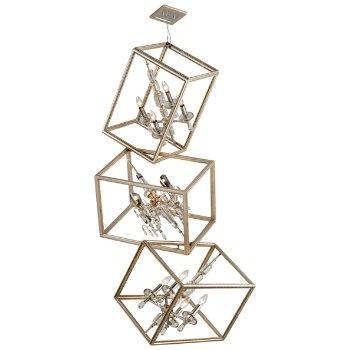 Houdini Triple Pendant