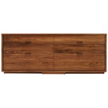 Lineground 6-Drawer Horizontal Bureau