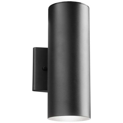 Outdoor Wall Sconce Downlight : LED 11251 Up and Downlight Outdoor Wall Sconce by Kichler at Lumens.com