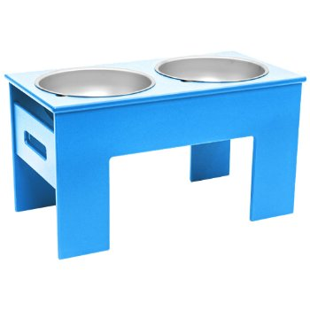 Pet Bowl (Sky Blue/2 Qt) - OPEN BOX RETURN