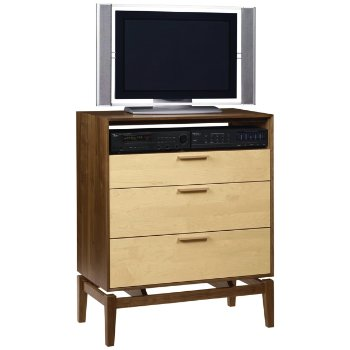 SoHo 3 Drawer Dresser and TV Organizer