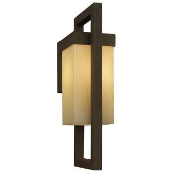 City Square Outdoor Wall Sconce (Incan/Sm) - OPEN BOX RETURN