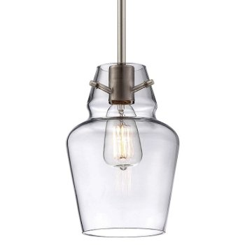 Glass Filament 7-4134 Mini Pendant