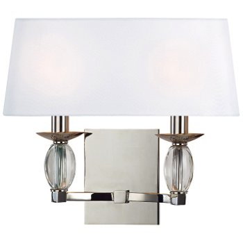 Cameron 2-Light Wall Sconce