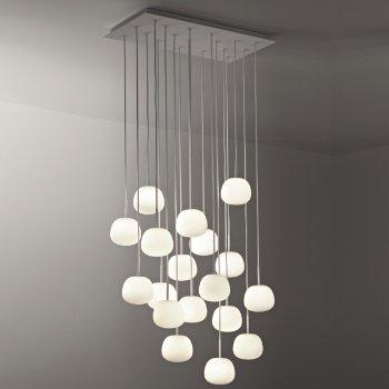 Lumi-Mochi Linear Multi-Light Pendant