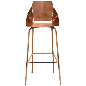 Copper Real Good Barstool