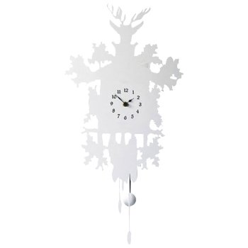 Cucu Clock (White) - OPEN BOX RETURN
