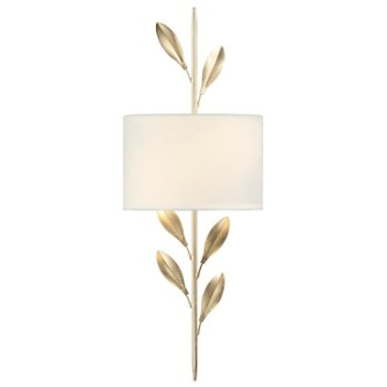 Broche Wall Sconce with Shade