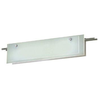 Suspended Glass Slim LED Bath Bar